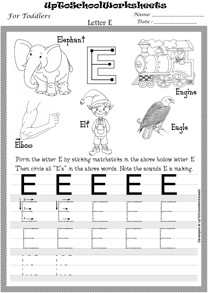 Printable Worksheets worksheets of english for nursery class : Grade NKG|English|worksheets|CBSE|ICSE|School|UpToSchoolWorksheets