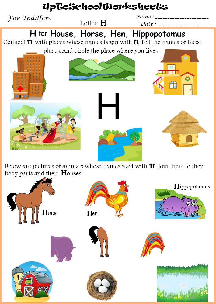 Nursery|Alphabet Colouring|worksheets|CBSE|ICSE|School ...