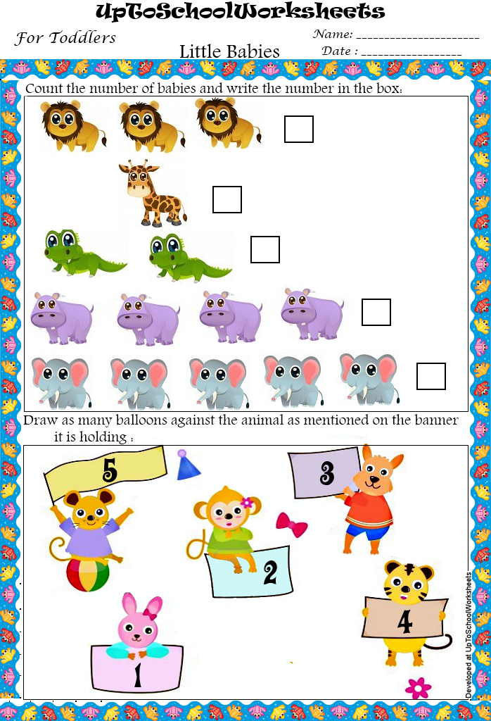 Grade NKG|GK Based Fun Activities|worksheets|CBSE|ICSE|School ...