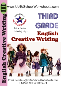 Subject Creative Writing Eng