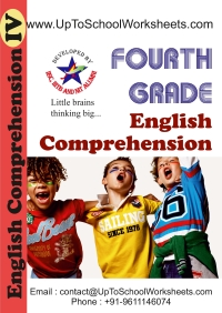 Subject English Comprehension