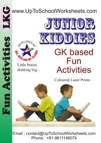 GK Based Fun Activities