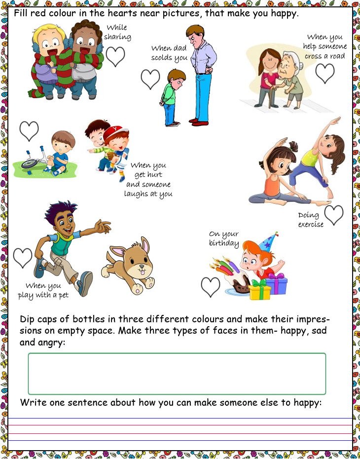 Upper KG:English Reading:worksheets:CBSE:ICSE:School ...